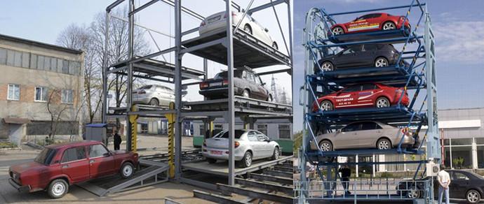 Белорусы начнут выпускать «парковки будущего» 2