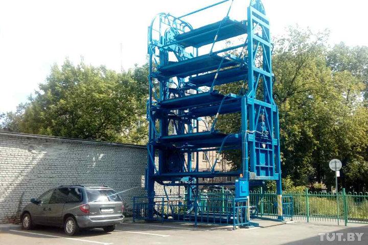 Белорусы начнут выпускать «парковки будущего» 1