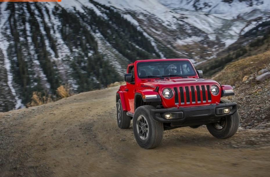 Jeep Wrangler новой генерации официально дебютировал 2