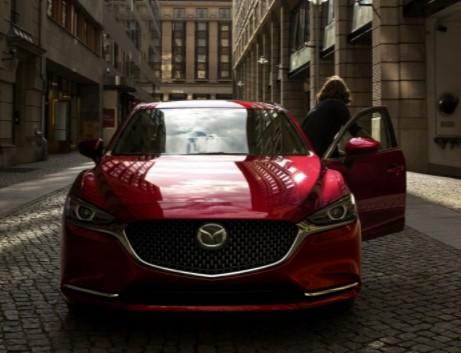 Рестайлинговая Mazda6 официально представлена 1
