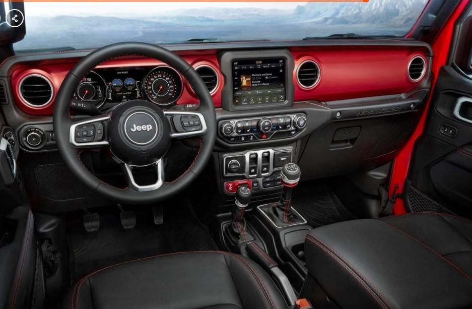 Jeep Wrangler новой генерации официально дебютировал 3