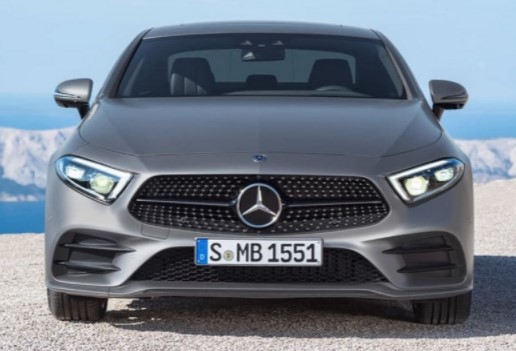 Mercedes-Benz CLS рассекречен до премьеры 1