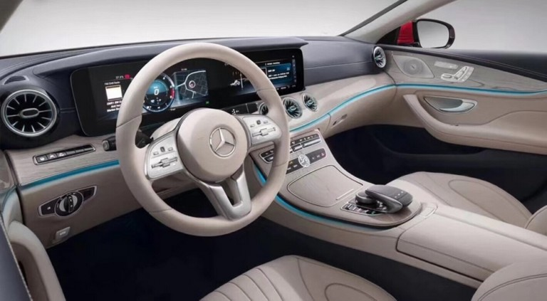 Mercedes-Benz CLS рассекречен до премьеры 2