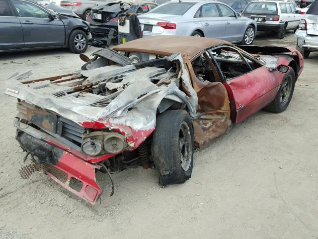«Останки» сгоревшего Ferrari продают за 40 тысяч долларов 2