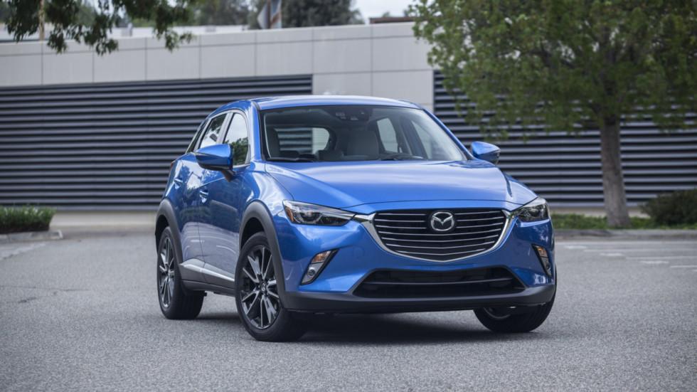 Mazda выпустит новый кроссовер 2