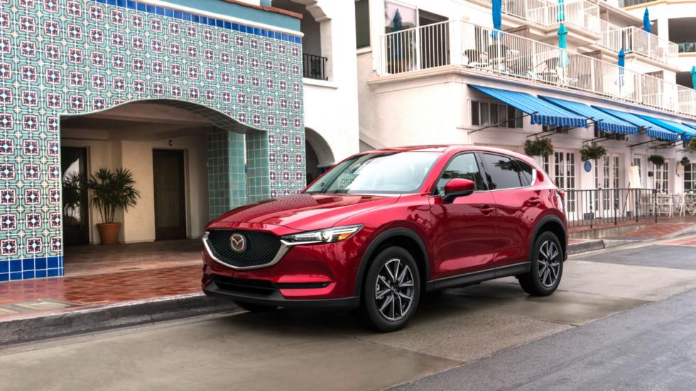 Mazda выпустит новый кроссовер 1