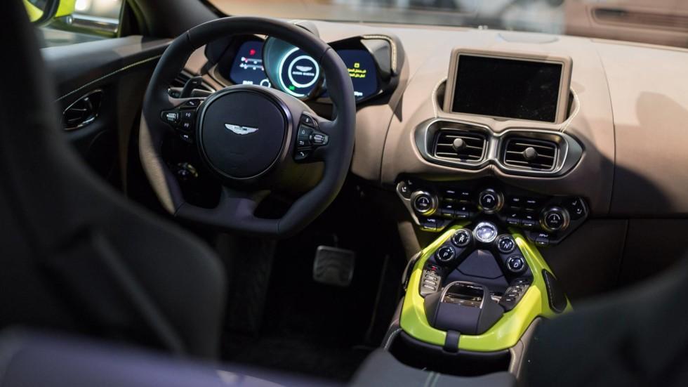 Aston Martin распродал почти весь тираж свежевыпущенной модели 2