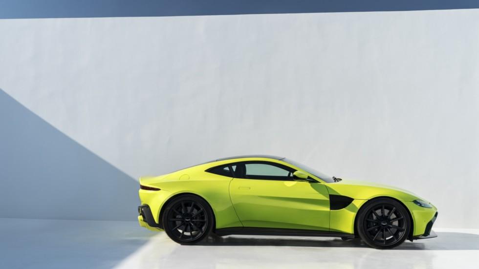 Aston Martin распродал почти весь тираж свежевыпущенной модели 1