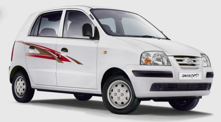 Hyundai тестирует новый бюджетный автомобиль 2