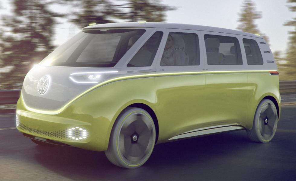 Volkswagen инвестирует 40 миллионов долларов в технологии будущего 1