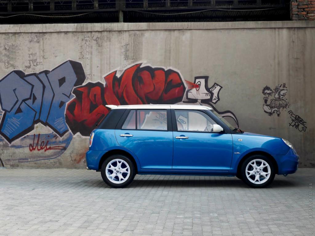Составлен рейтинг китайских «автомобилей-клонов» 1