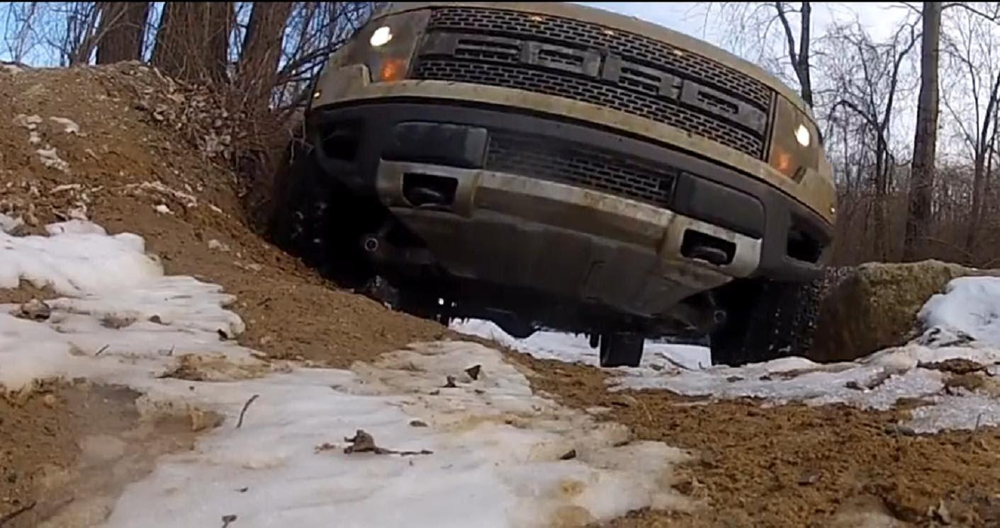 Ford разрабатывает автопилот для бездорожья 1