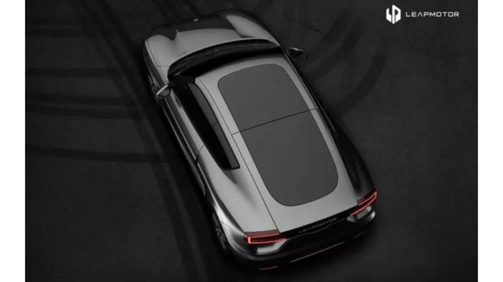 Новый автомобильный бренд показал тизер своего первого автомобиля 1