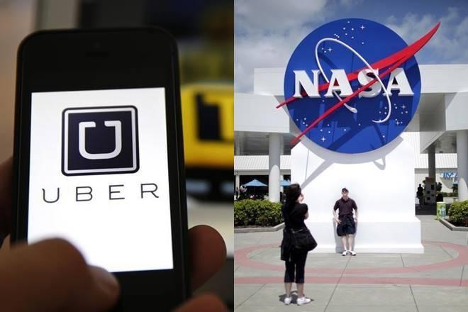 Uber начнет сотрудничество с NASA 1