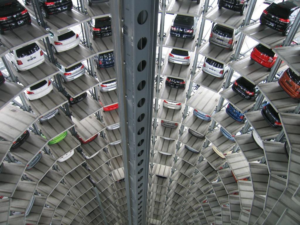 Как устроены автоматизированные парковки 1