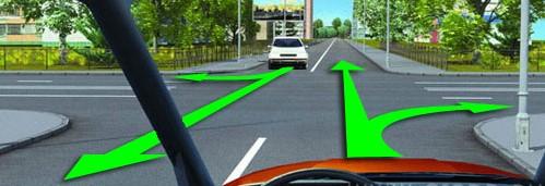 Что нужно знать о проезде перекрестка равнозначных дорог 1