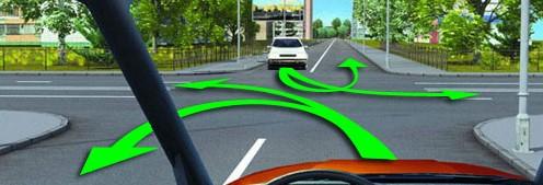 Что нужно знать о проезде перекрестка равнозначных дорог 2
