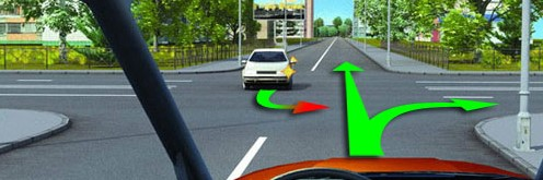 Что нужно знать о проезде перекрестка равнозначных дорог 3