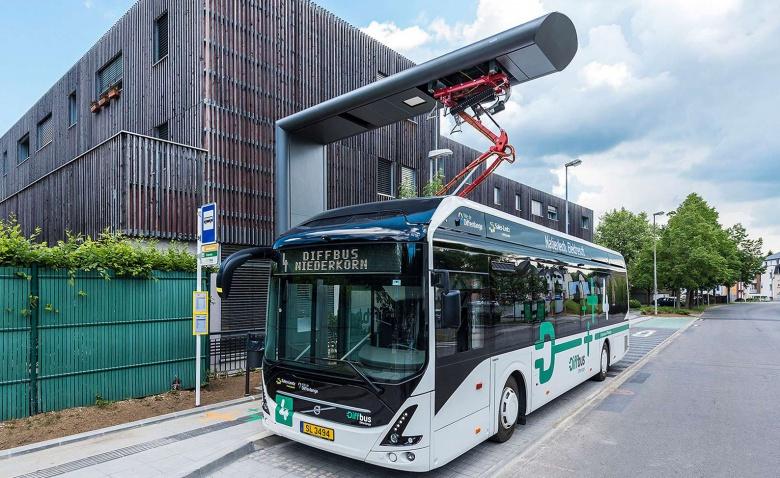 Электробусы Volvo стали еще «дальнобойнее» 1