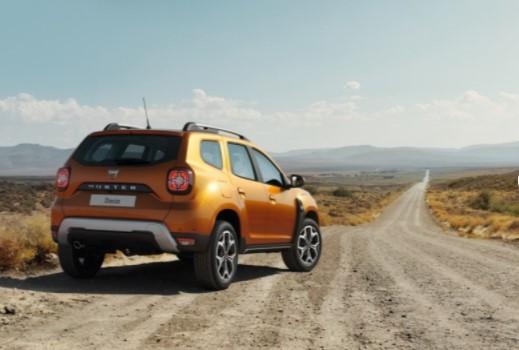 Новый Dacia Duster поступил в продажу 2