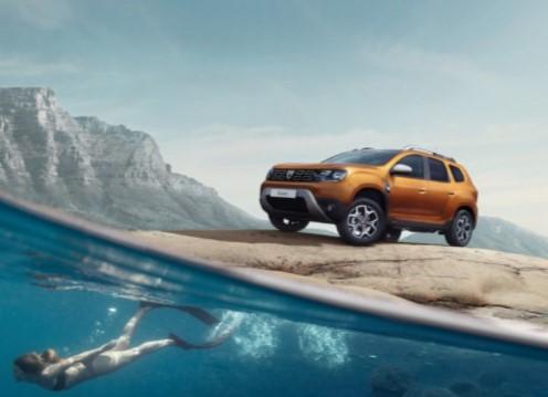 Новый Dacia Duster поступил в продажу 1