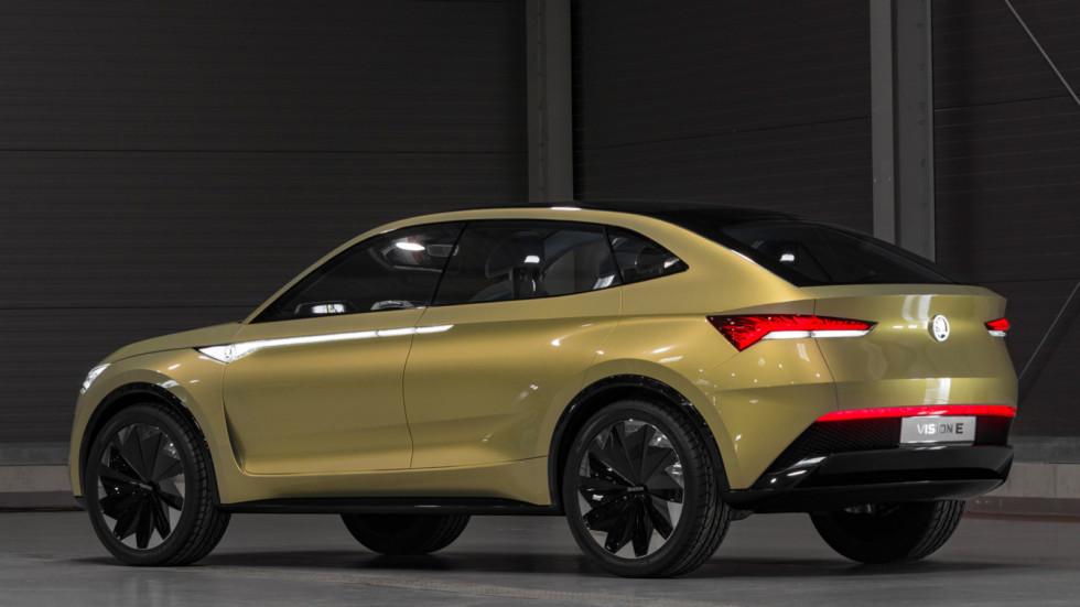 Кросс-купе Skoda Kodiaq GT будет продаваться в Европе 2