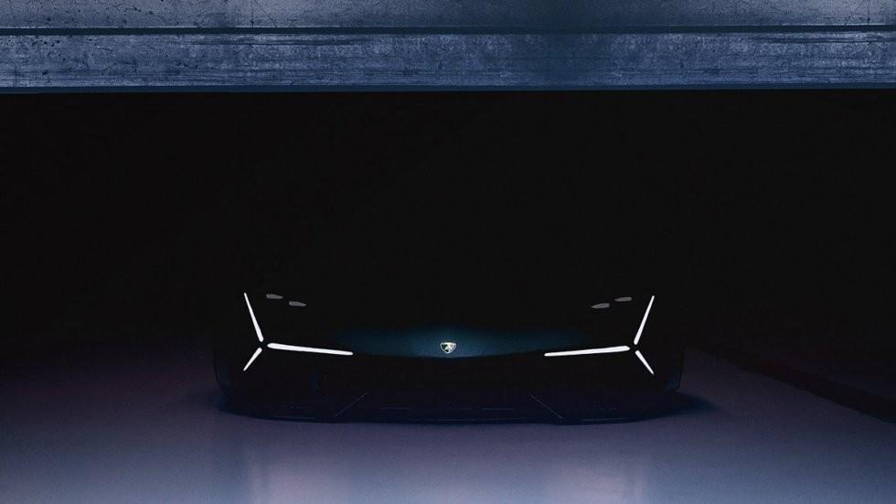 Lamborghini анонсировала громкую премьеру в ближайшие дни 1