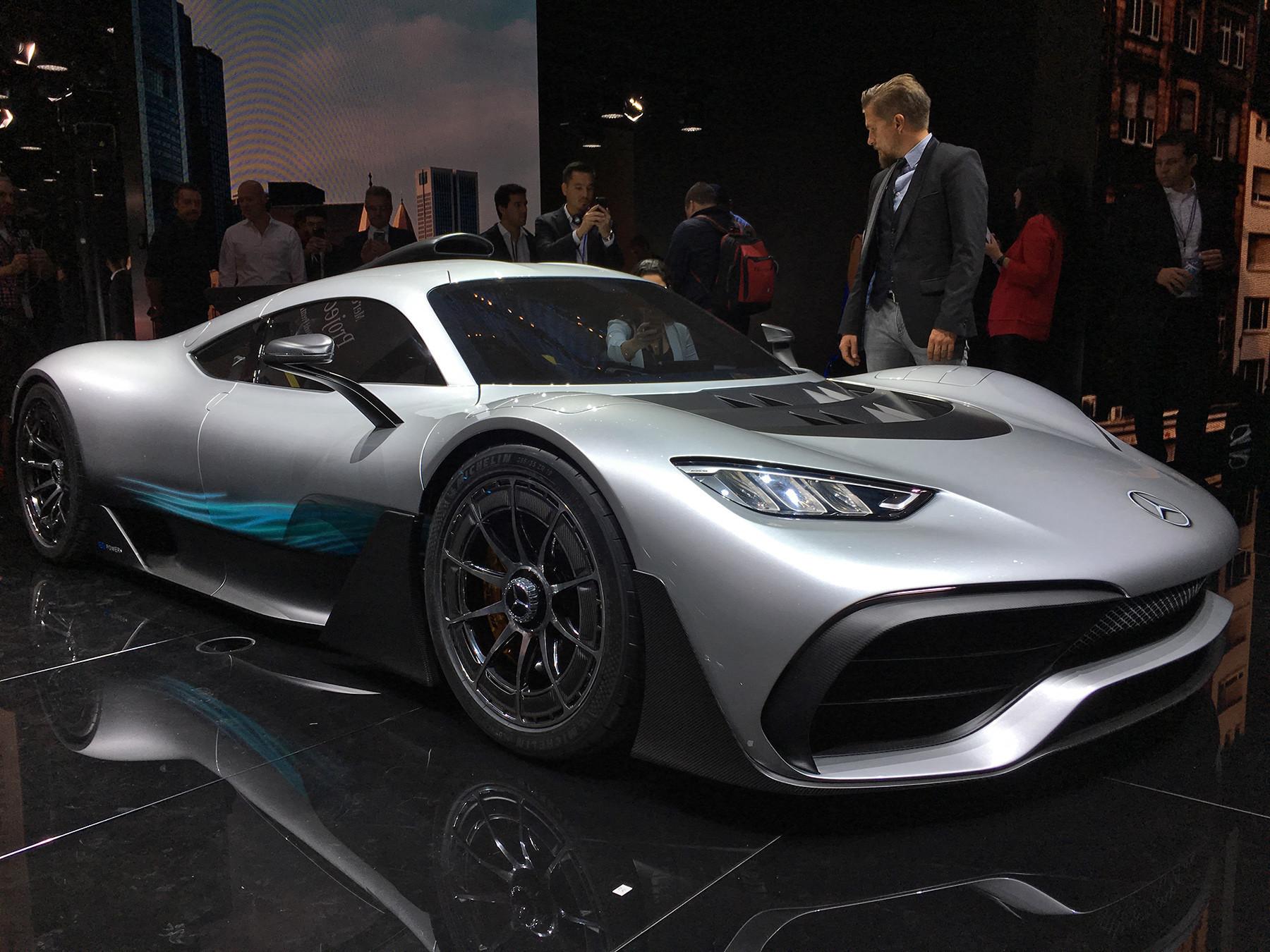 Linkin Park будет помогать Mercedes-AMG создавать автомобили 1