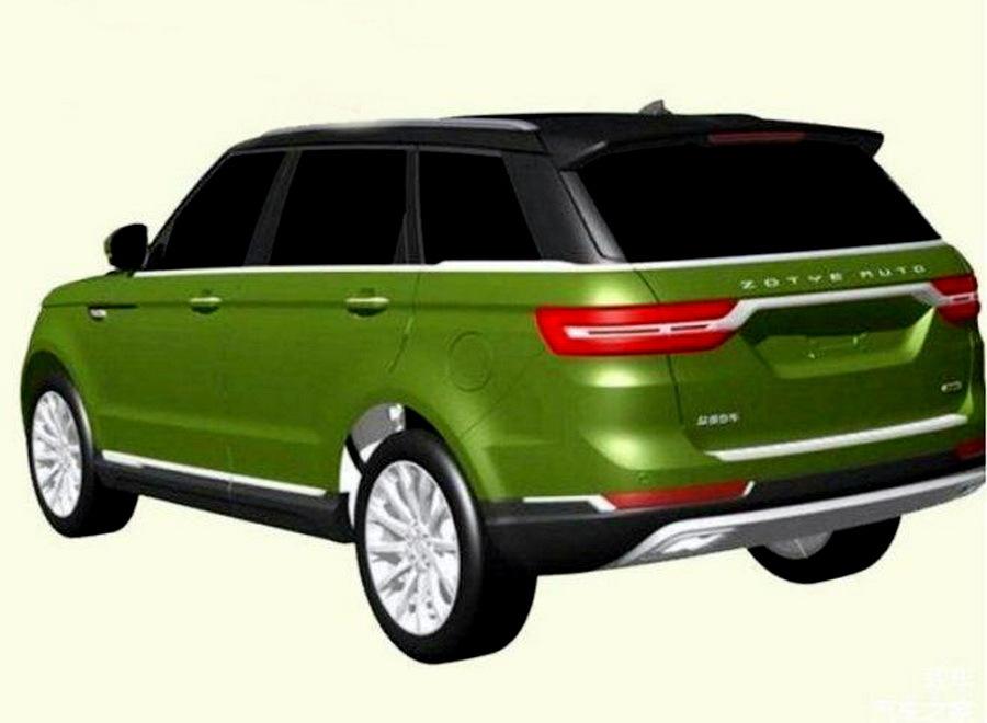 Range Rover из Китая будет вчетверо дешевле «настоящего» 2