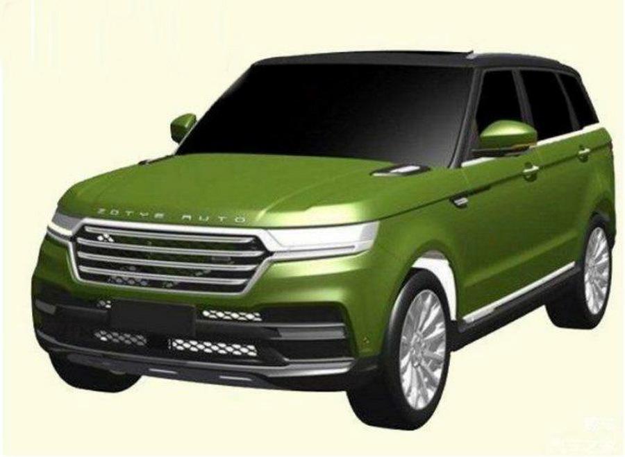 Range Rover из Китая будет вчетверо дешевле «настоящего» 1