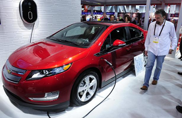 Chevrolet отправит модель Volt «на покой» 1