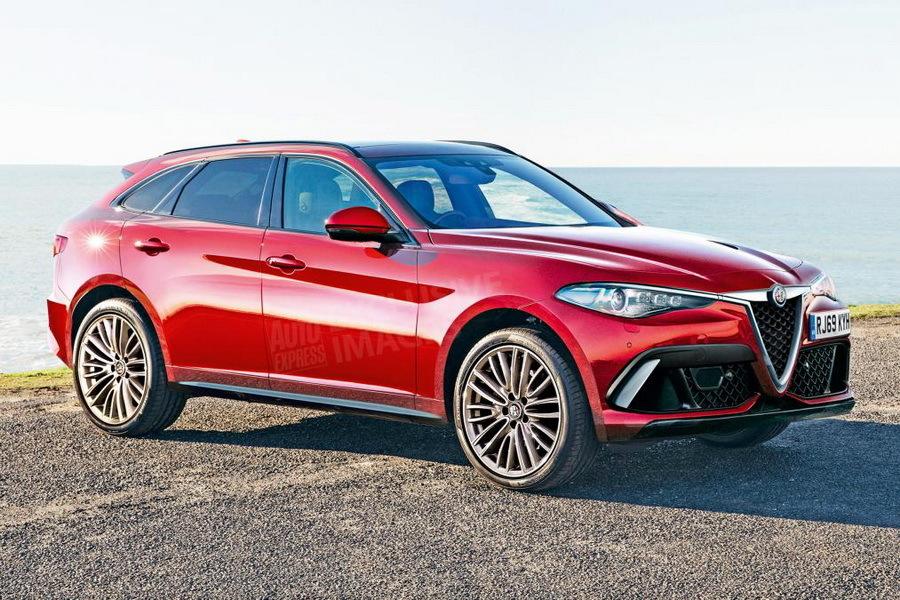 Alfa Romeo выпустит 400-сильный кроссовер 1