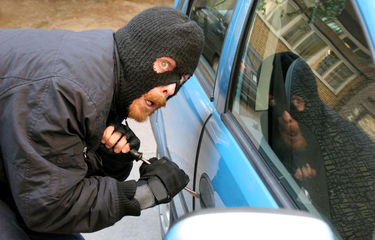 Украинские автоугонщики удивляют своей изобретательностью 1