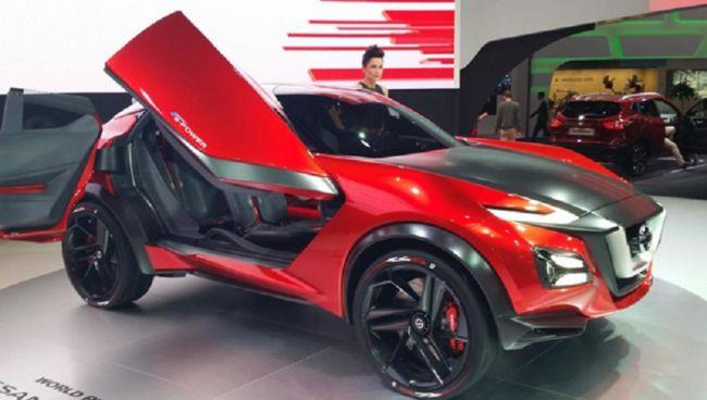Новый Nissan Juke готовится к дебюту 1