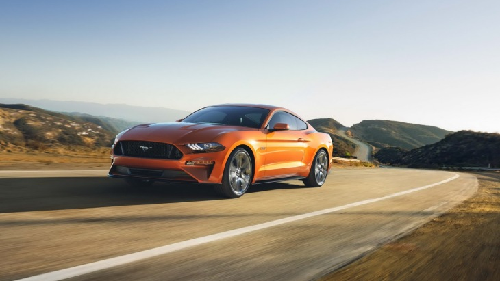 В США названы самые популярные автомобили уходящего года 3