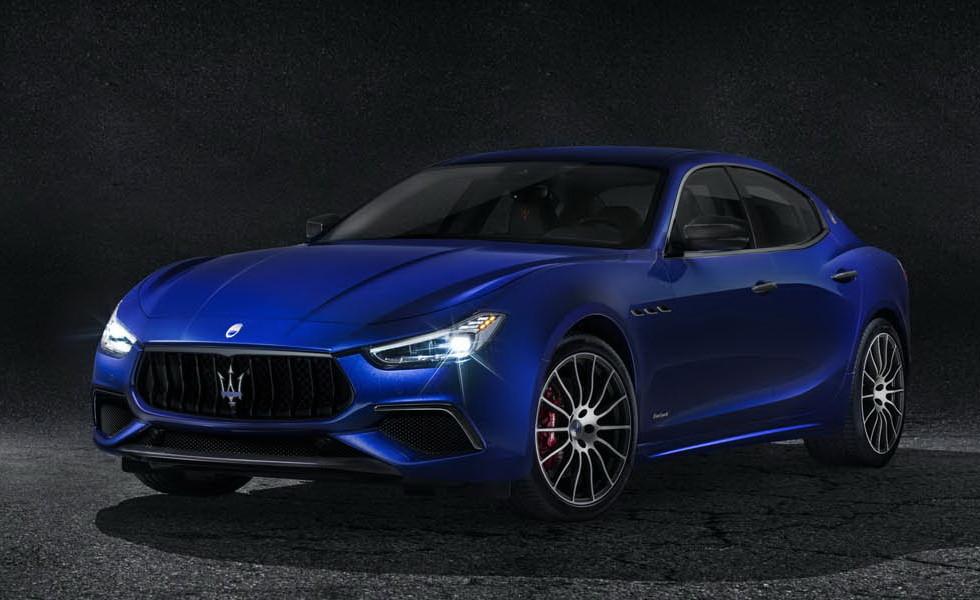 В автомобилях Maserati обнаружили угрозу возгорания 1