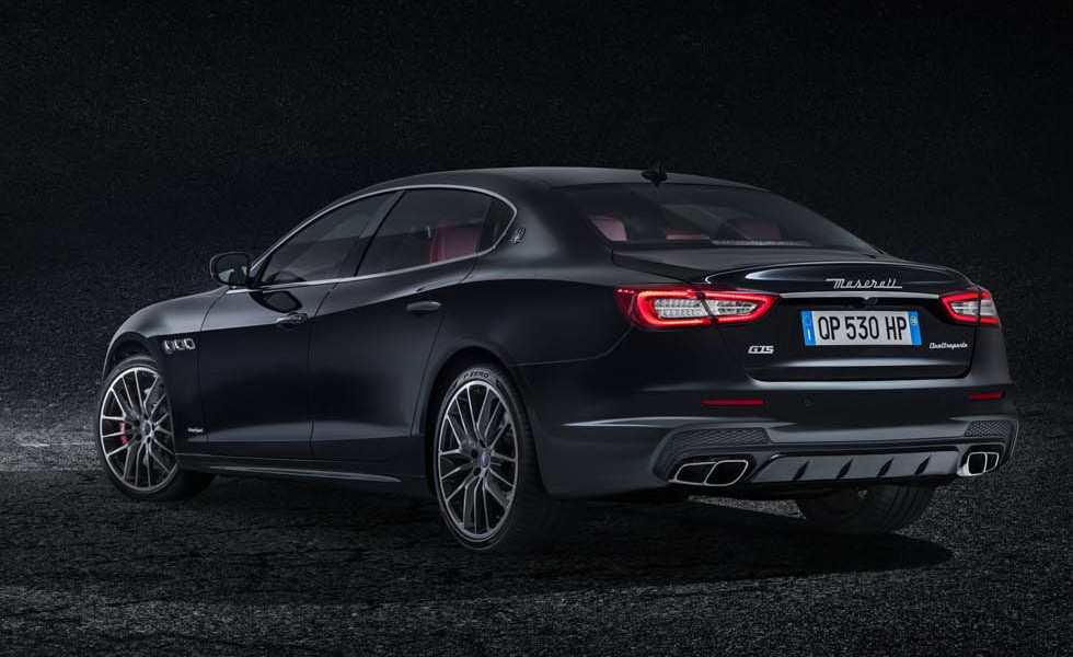 В автомобилях Maserati обнаружили угрозу возгорания 2