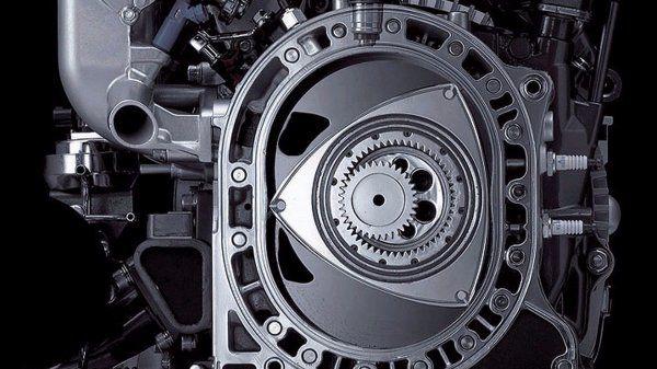 Компания Toyota заинтересовалась роторным двигателем 1