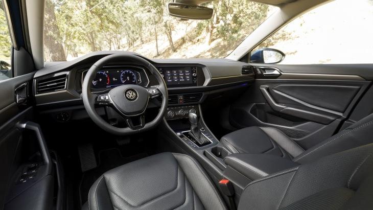 Детройт 2018: Volkswagen официально представил Jetta нового поколения 3