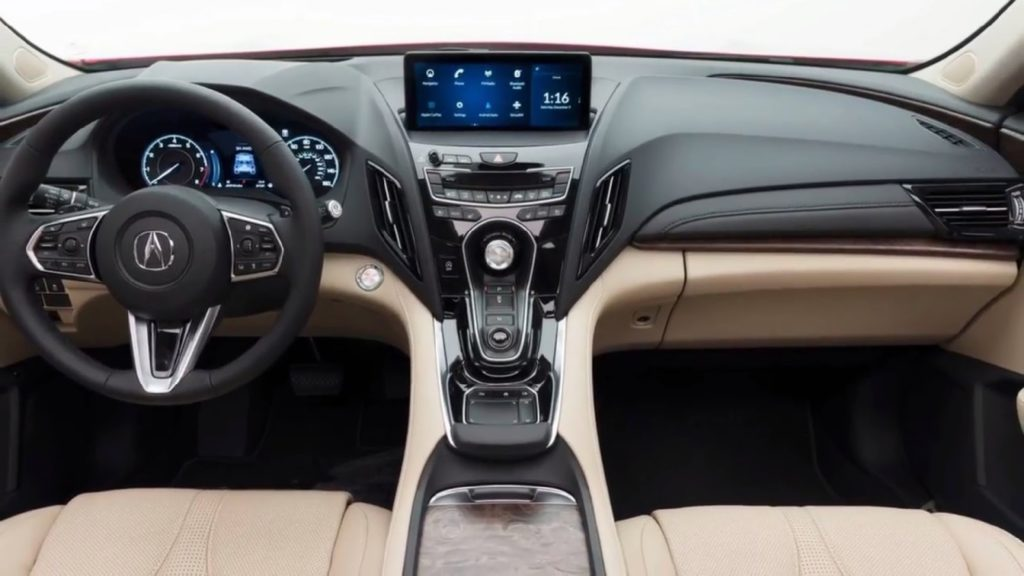 Acura презентовала новый кроссовер 3