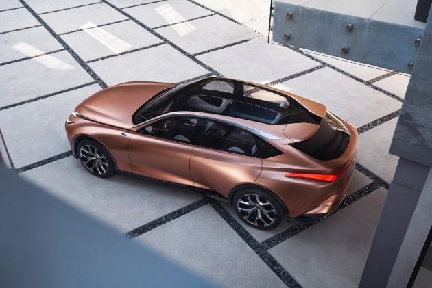 Lexus представил прототип флагманского люксового кроссовера 2