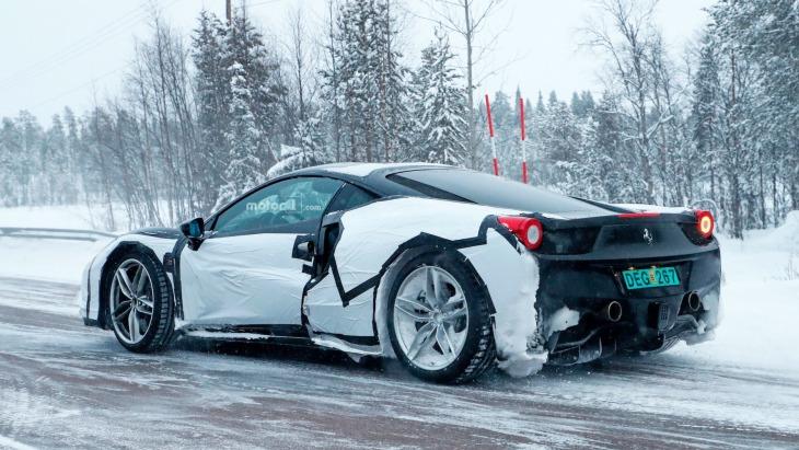 Ferrari представит самый мощный суперкар в истории 2