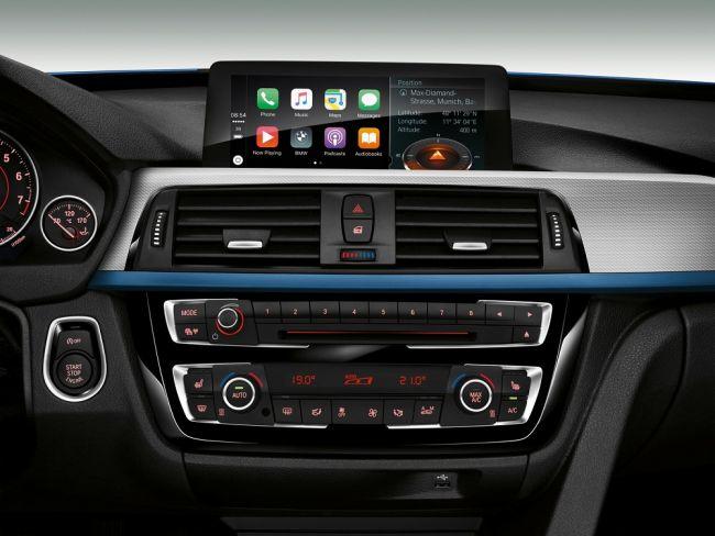 BMW будет брать деньги за Apple CarPlay 1