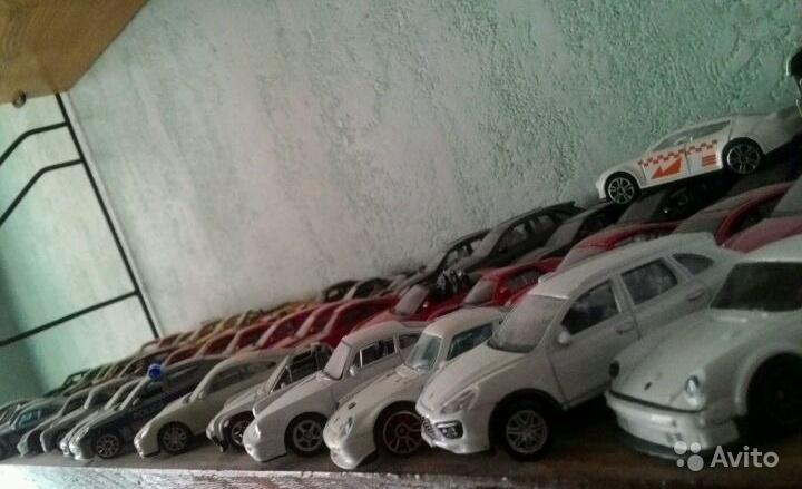 Коллекцию игрушечных Porsche продают по цене двух настоящих «Кайеннов» 1