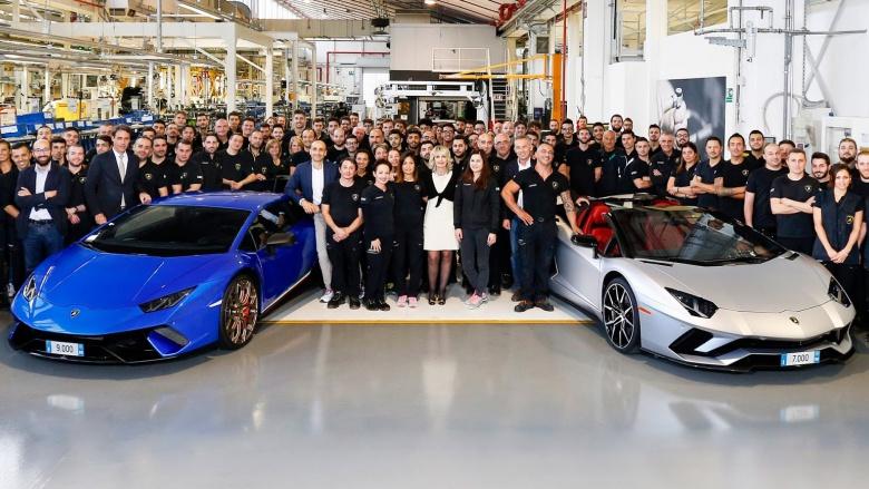 Вечный спор: кто успешнее Ferrari или Lamborghini 1