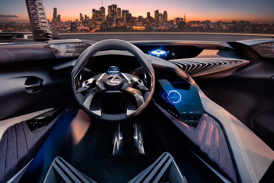 Lexus готовит к премьере очень «смелый» кроссовер 3