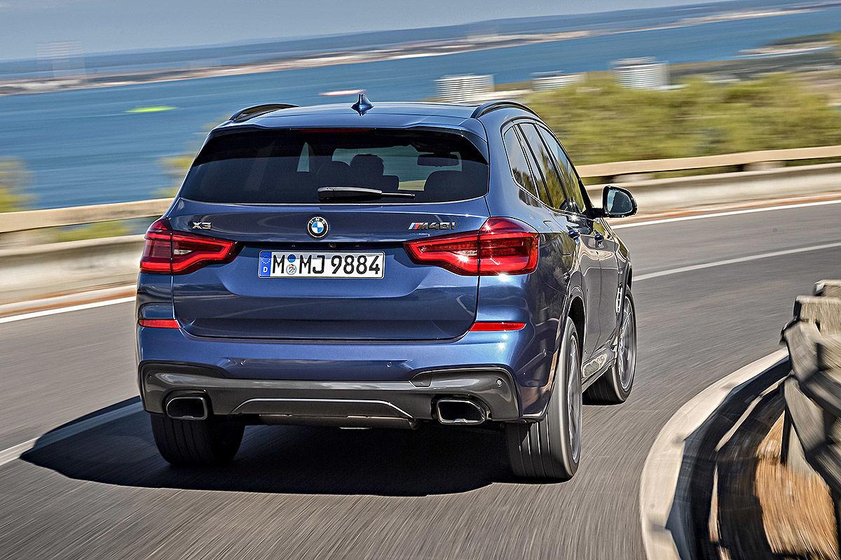 «Больше и маневреннее»: тест-драйв нового BMW X3 2