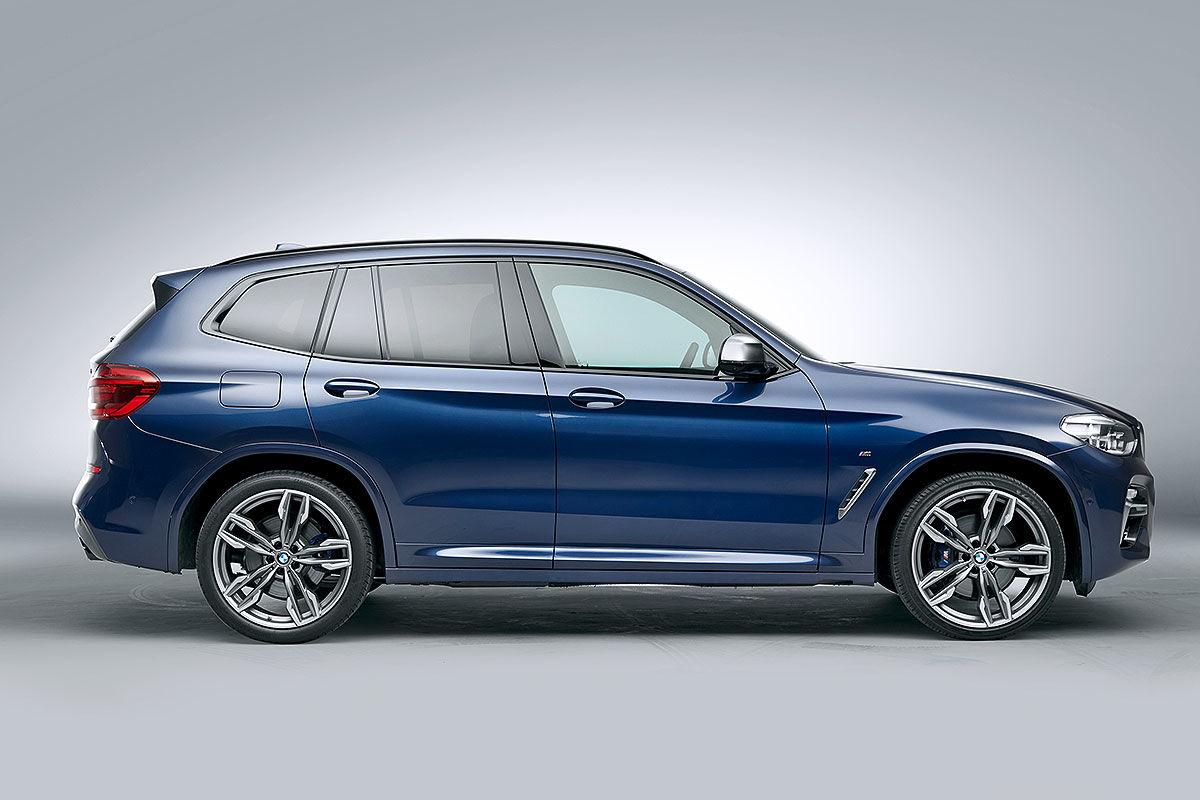 «Больше и маневреннее»: тест-драйв нового BMW X3 3
