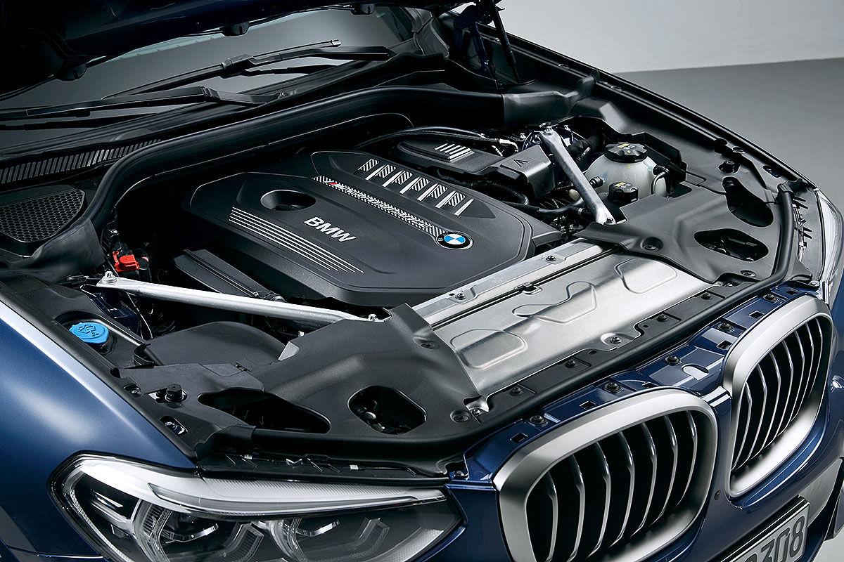 «Больше и маневреннее»: тест-драйв нового BMW X3 7