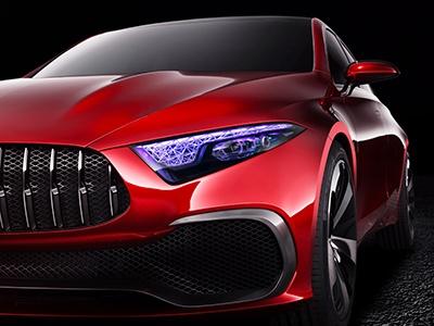 Mercedes-Benz представит новый B-Class 1